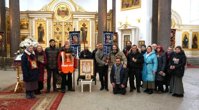 Через Шуйскую епархию пройдёт крестный ход «За жизнь и семью»